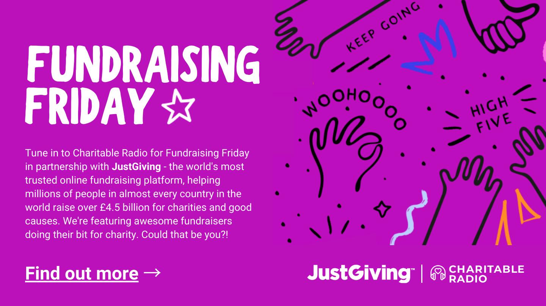 Fundraising Friday
